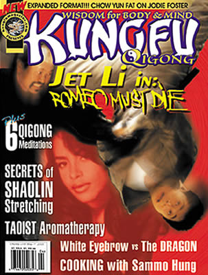 Kungfu Magazine 2000 April