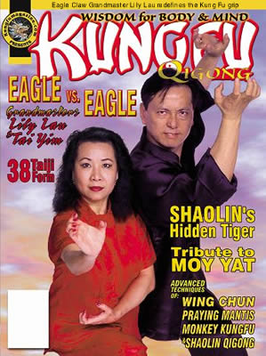 Kungfu Magazine 2001 May/June