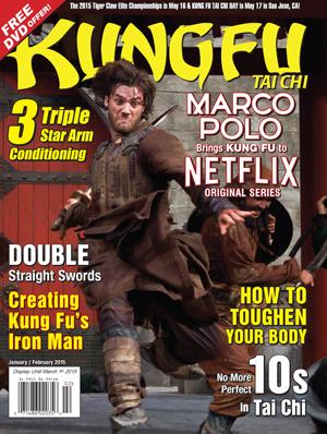 Kung Fu Tai Chi Magazine January + February 2015
