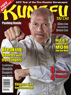 Kung Fu Tai Chi Magazine March + April 2017