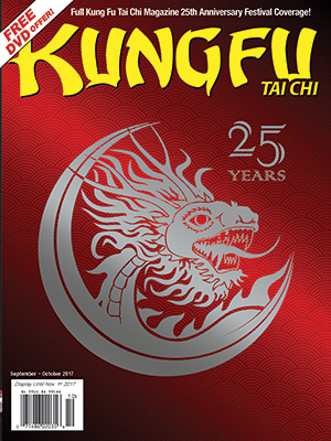 Kung Fu Tai Chi Magazine September + October 2017