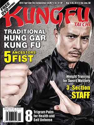 Kung Fu Tai Chi Magazine November + December 2017
