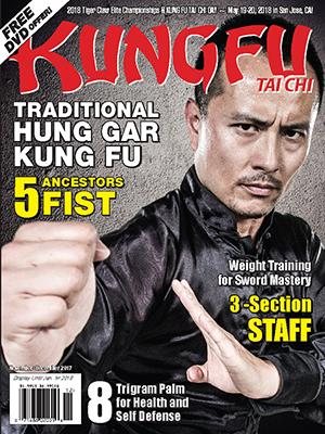 Kung Fu Tai Chi Magazine November + December 2017