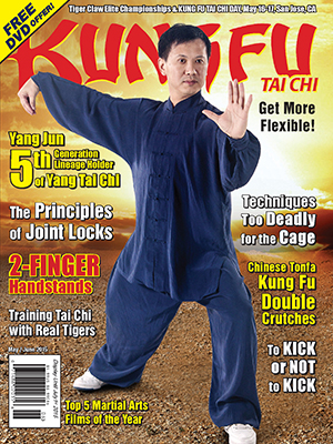 Kung Fu Tai Chi Magazine May + June 2015