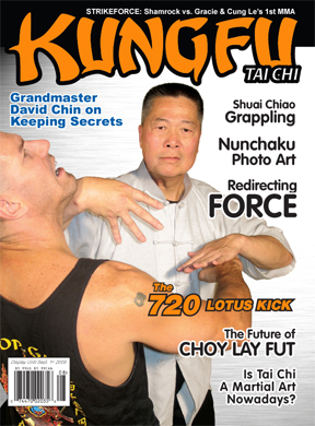 Kungfu Magazine 2006 July/August