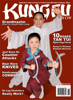 Kungfu Magazine 2007 May/June