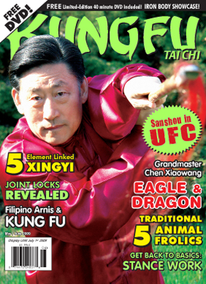 Kungfu Magazine 2009 May/June