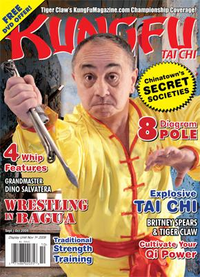 Kungfu Magazine 2009 September/October