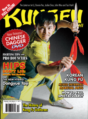 Kung Fu Tai Chi Magazine January + February 2011