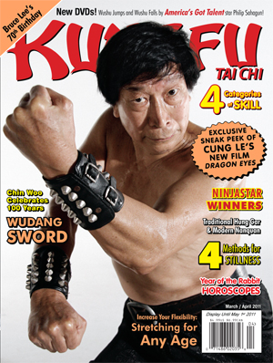 Kung Fu Tai Chi Magazine March + April 2011