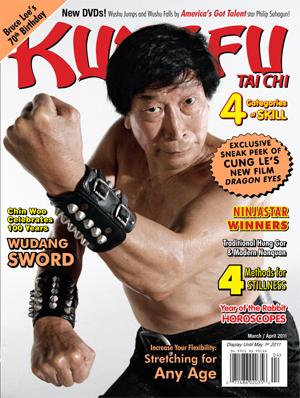 Kung Fu Tai Chi Magazine March + April 2011