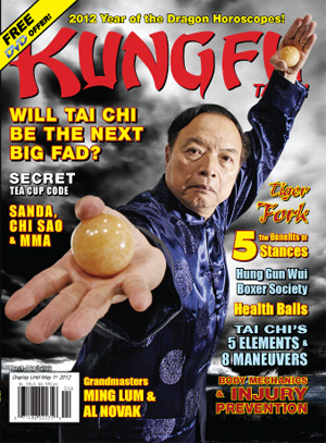 Kung Fu Tai Chi Magazine March + April 2012