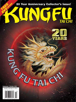 Kung Fu Tai Chi Magazine September + October 2012
