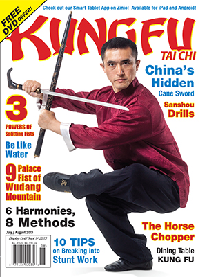 Kung Fu Tai Chi Magazine July + August 2013