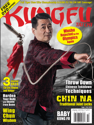 Kung Fu Tai Chi Magazine September + October 2013