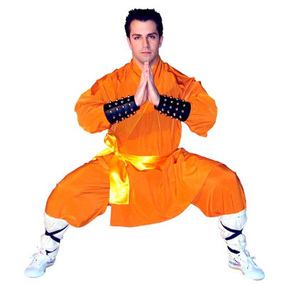 25% OFF Shaolin Style Warrior Monk Robes