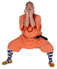 Shaolin Monk Shi Decheng's Mabu