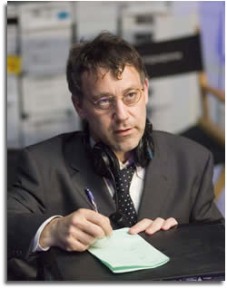 Sam Raimi Director of Spiderman 3