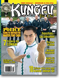Kungfu Tai Chi: March/April 2004