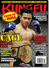 MMA Champion Cung Le