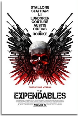 The Expendable movie poster