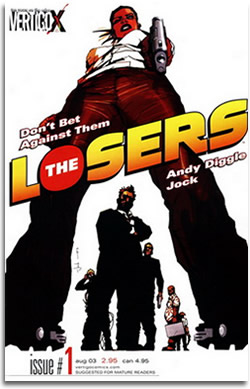 THE LOSERS issue 1