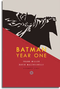The 1986 retelling of BATMAN's first year.
