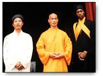 Wutang Clan at Shaolin