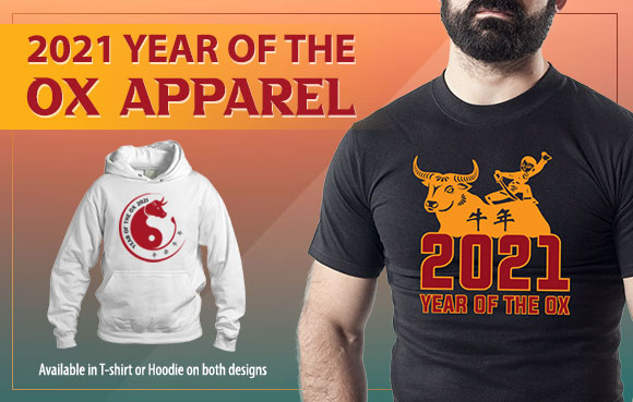 2021 The Year of the Metal Ox