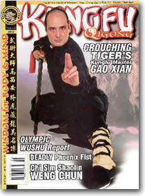 Kungfu Magazine 2002 May/June