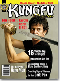 Kungfu-Qigong May/June 2003