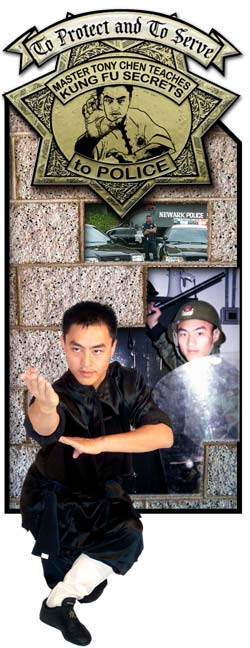 To Protect and Serve: Tony Chen Teaches Kung Fu Secrets to Police
