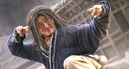 Jackie Chan in Forbidden Kingdom