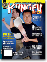 Kung Fu Tai Chi Magazine May/June 2004