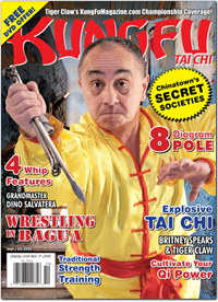 Kung Fu Tai Chi Magazine September/October 2009