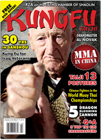 Kung Fu Tai Chi Magazine January/February 2010