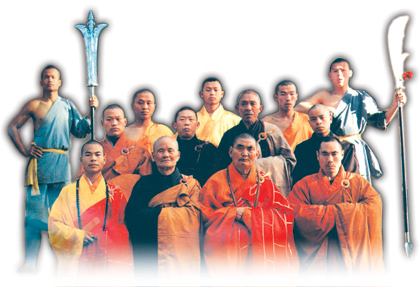 Shaolin's eldest and most respected monks.