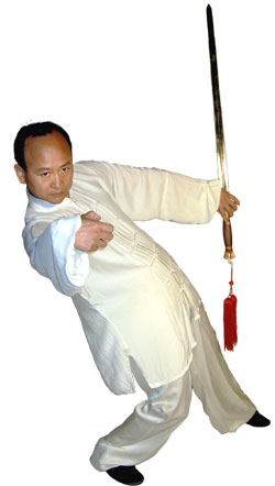 Master Zhang Anji Reveals the Secrets of Drunken Sword