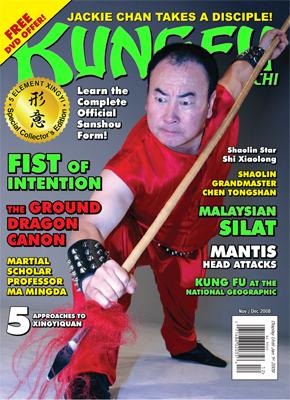 Grandmaster Chen Tongshan