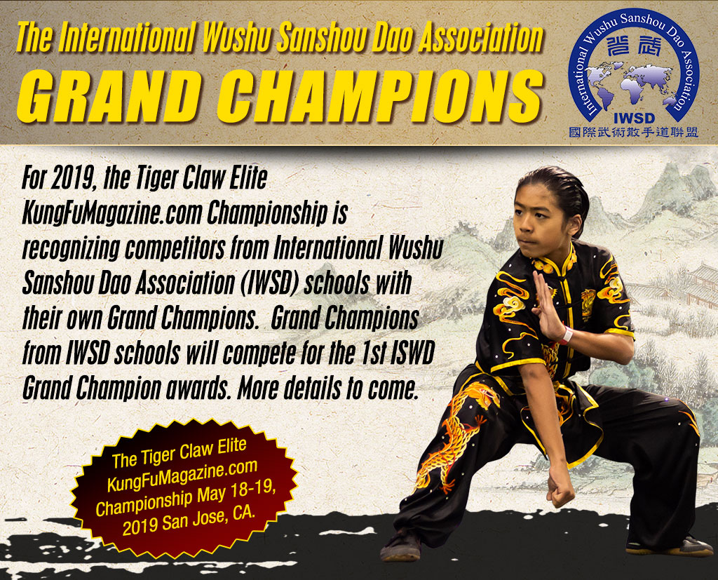 International Wushu Sanshou Dao Association Grand Championships