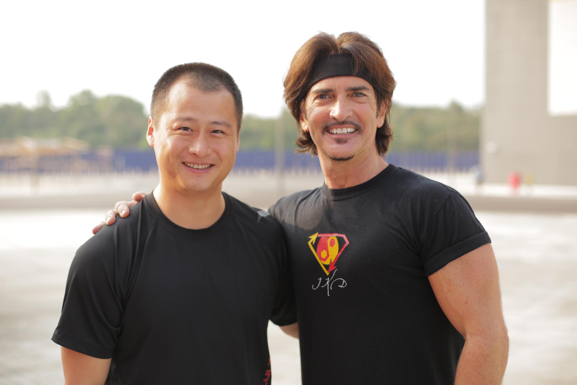 Jun Kun, who was lost on flight MM370 with John Fusco