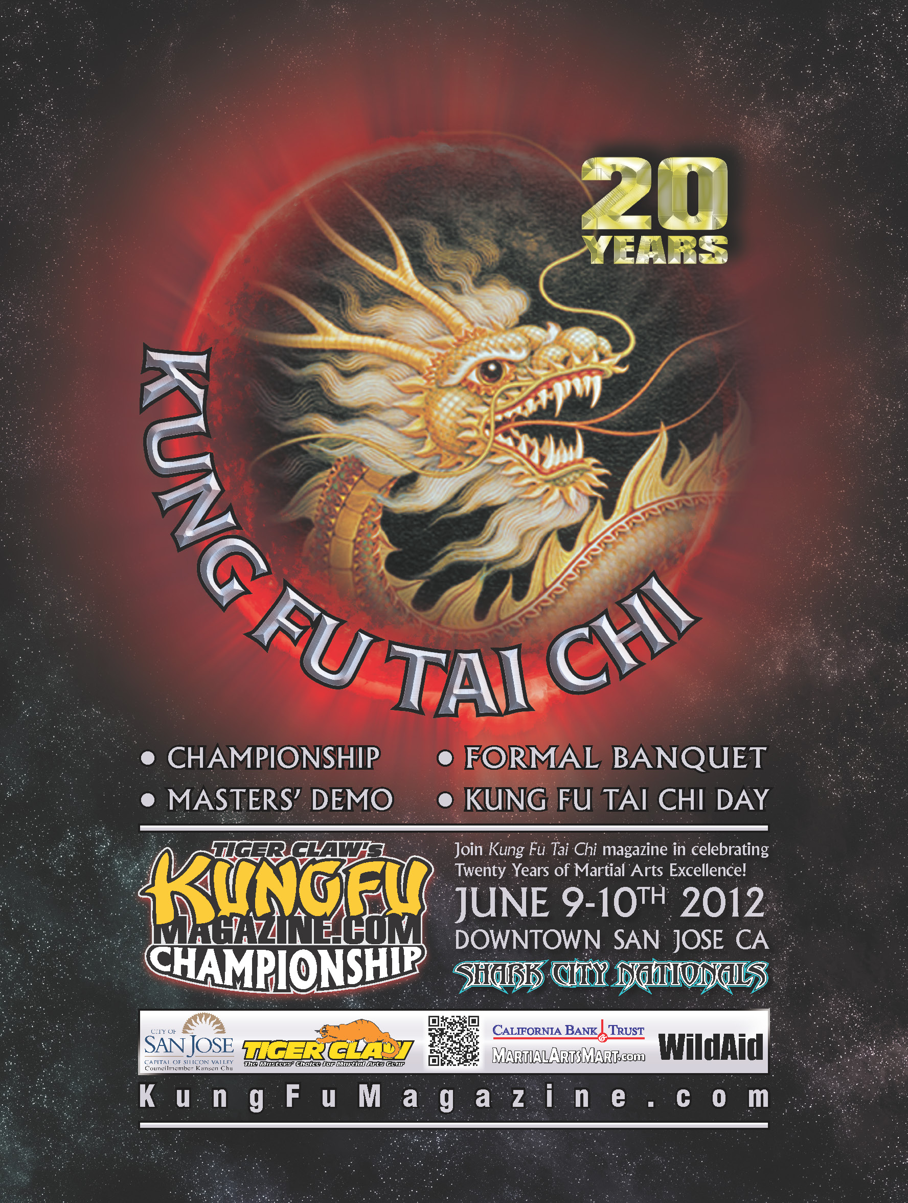 KFTC20 event poster